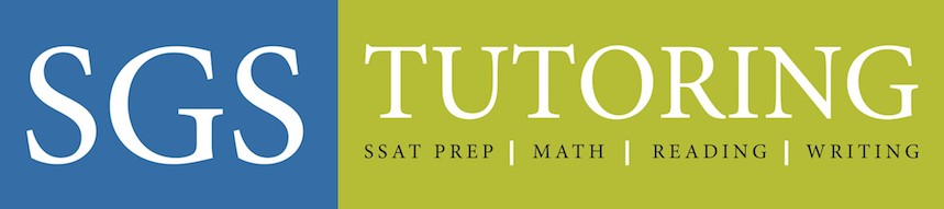 Shadle/Guyton SSAT Tutoring